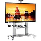 Bracket TV stand north bayou type cf 100 white  1