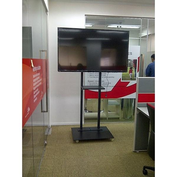 TV LED  jual Bracket TV Standing Berkualitas Online  Dimandiri bracket