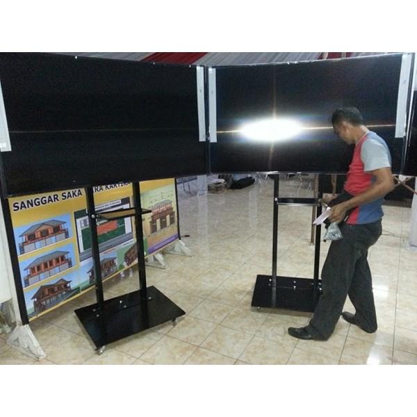 Jual Bracket TV Standing Murah Berkualitas Free Ongkir