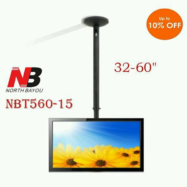 Bracket TV Ceiling NBT 560-15 North Bayou