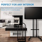 Tiang Bracket TV stand looktech 65s 3