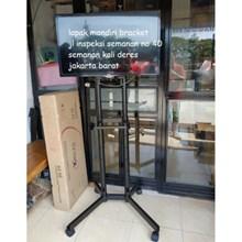 TV stand bracket stands kenzo kz 56 cheap