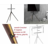 Buy looktech tripod stand tv bracket 65f 4