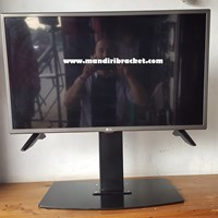 TV bracket led lcd Standing table custom standalone bracket