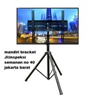 Bracket tv stand tripod murah  1