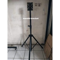 TV bracket stand cheap tripod