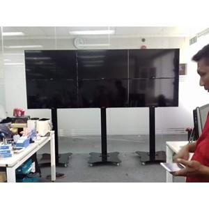 Jasa Pembuatan Braket Video Wall
