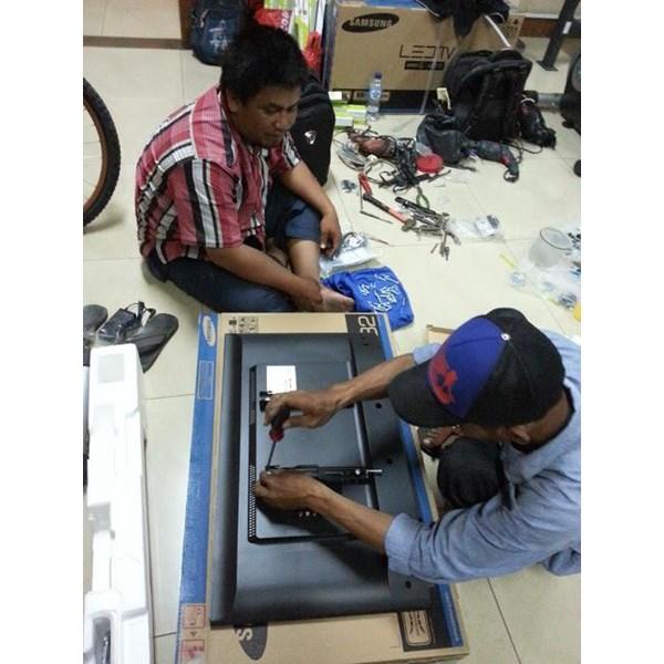 Jasa Pasang Bracket tv Jakarta Barat 087888667697 By Toko Mandiri Bracket Tv Online