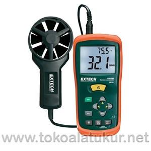 Dari Extech AN100 Mini Thermo Anemometer 0