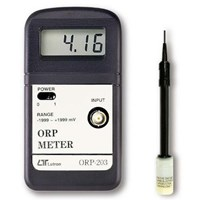Jual Lutron Orp-203 Orp Meter With Orp-14 Probe