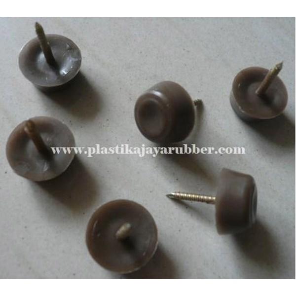 Nail Plastic Round Trapezoid (34)