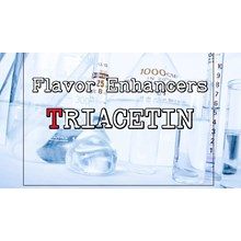 Glyceryl Triacetate - Gliserin Triacetin