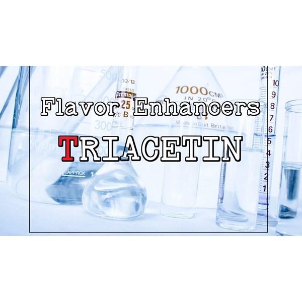 Glyceryl Triacetate Triacetin