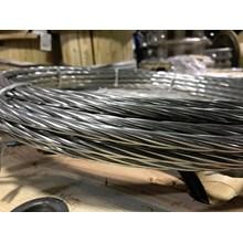Kabel Voksel ACSR Aluminium Conductor Steel Reinfo