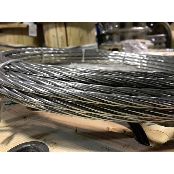 Kabel Voksel ACSR Aluminium Conductor Steel Reinforced (ACSR)