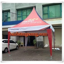 Tenda Sarnafil Promosi Waterproof