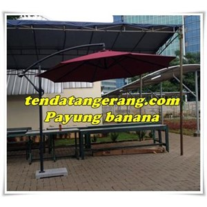 Tenda Payung Angsa
