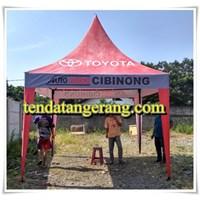 Tenda Promosi Kerucut