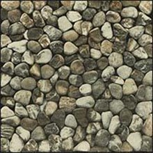 Floor Ceramic Mulia Spectrum Neo Pebble Stone Grey