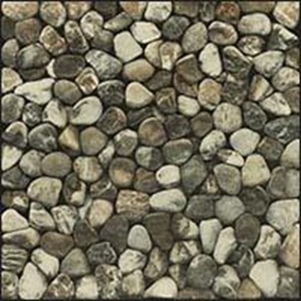 Keramik Lantai Mulia Spectrum Neo Pebble Stone Grey