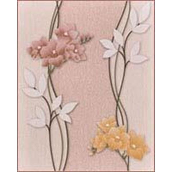 Keramik Dinding Mulia Spectrum Iris Pink
