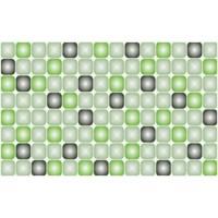 Keramik Dinding Kia Rubik Green 1