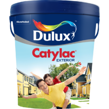 Paint Catylac Dulux Exrerior