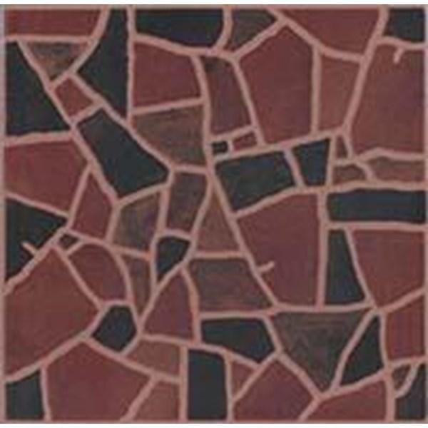 Keramik Lantai Mulia Spectrum Aztec Brown