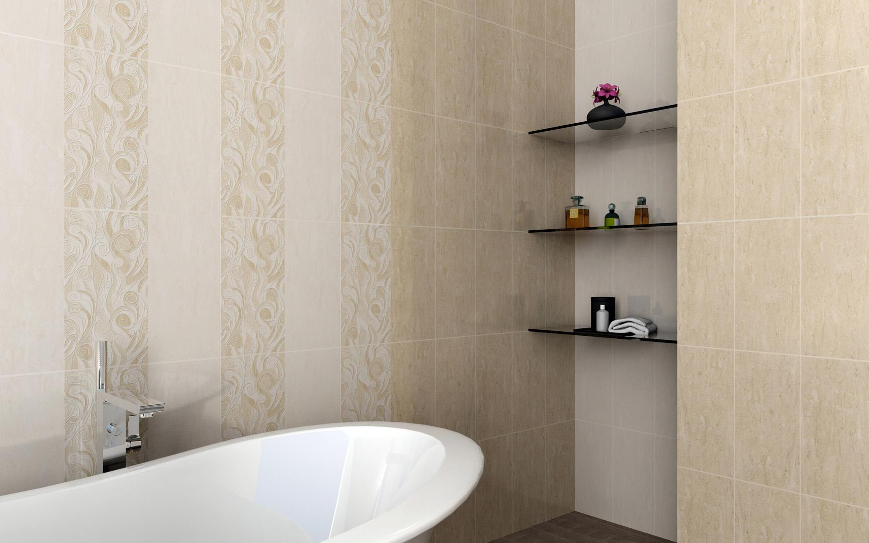 Sell wall tile roman trieste from indonesia by granit - Valentino keramik ...
