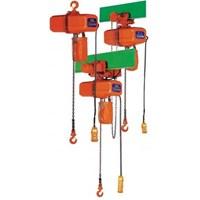 Jual Hoists - Nitchi - Electric Chain Hoist - Electric Chain Hoists Nitchi MH-5.