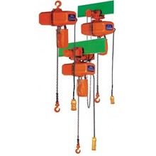 Electric Hoist Nitchi - Electric Chain Hoists Nitchi  - Electric Chain Hoists Nitchi MH-5.