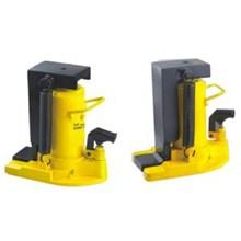 Dongkrak - WEKA - Toe Jack - Toe Lift Jack - Integral Hydraulic Track Jack