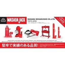 Hydraulic Bottle Jack MASADA & Hydraulic Jack Masada