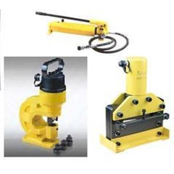 Hydraulic Puncher WEKA - Hydraulic Busbar Puncher
