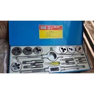 Mesin Potong Besi SKC - Hand Tap SKC - Hand Tap & Die set OK5 SKC-825 Inchi