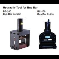 OPT Hydraulic Busbar Cutter - Hydraulic Busbar Bender OPT BB-200 - Hydraulic Busbar Puncher OPT PP-70