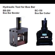 Mesin Bending Pipa - OPT -  Hydraulic Busbar Bender BB-200 - OPT Hydraulic Puncher PP-70
