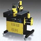 Hydraulic Puncher WEKA - WEKA Hydraulic Busbar 3 in 1 Machine 2