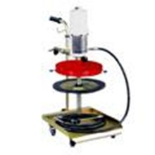 Grease Pump 60kg-200kg Drum Trolley