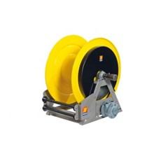 Motorized Pneumatic Hose Reels - Grease Hose Reels 1/4