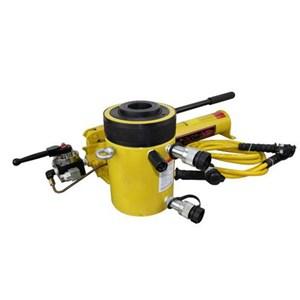 Dari Dongkrak Botol - Double Acting Hydraulic Cylinder Jack WEKA - Multi Stage Hydraulic Cylinder Jack WEKA - WEKA Hydraulic Cylinder Jack Double Acting  3
