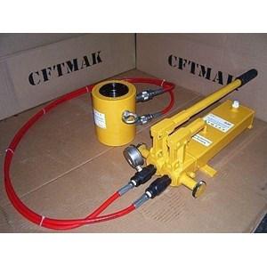 Dari Dongkrak Botol Weka - Hydraulic Cylinder Jack WEKA - Hollow Plunger Hydraulic Cylinder Jack. WEKA  1