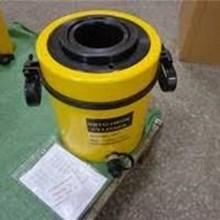 Dongkrak Botol WEKA - Hydraulic Cylinder Hollow Plunger WEKA