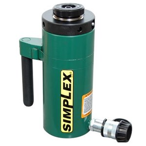 Dari Dongkrak Botol Simplex - Hydraulic Cylinder Lock Nut Simplex RLN Series 0
