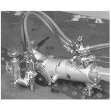 Gas Cutting Machine Chiyoda VIC 4