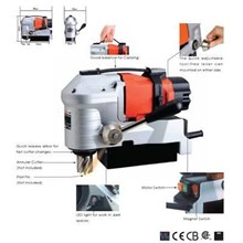 Mesin Bor Magnet - Alfra - Core Drill Alfra - Core Drill Alfra V-32 - Portable Magnetic Drill - Low Profil Magnetic Drill