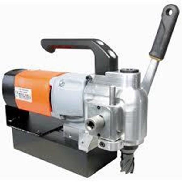 Mesin Bor Magnet Alfra - Low Profil Magnetic Drill Alfra V-32