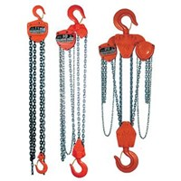 Jual Hoists - NITCHI - Electric Chain Hoist - Chain Hoist dan Trolley