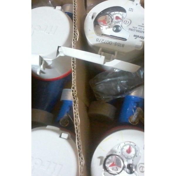 "Meteran Air Itron Multimag - Water Meter Itron 3/4"" - Itron Multimag 15mm - Itron Multimag  20mm"
