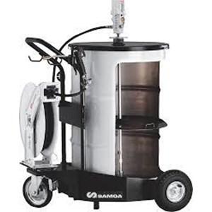 Grease Pump SAMOA -  Grease Pump Package Samoa - Drump Oil Dispenser for 200Litre  Samoa